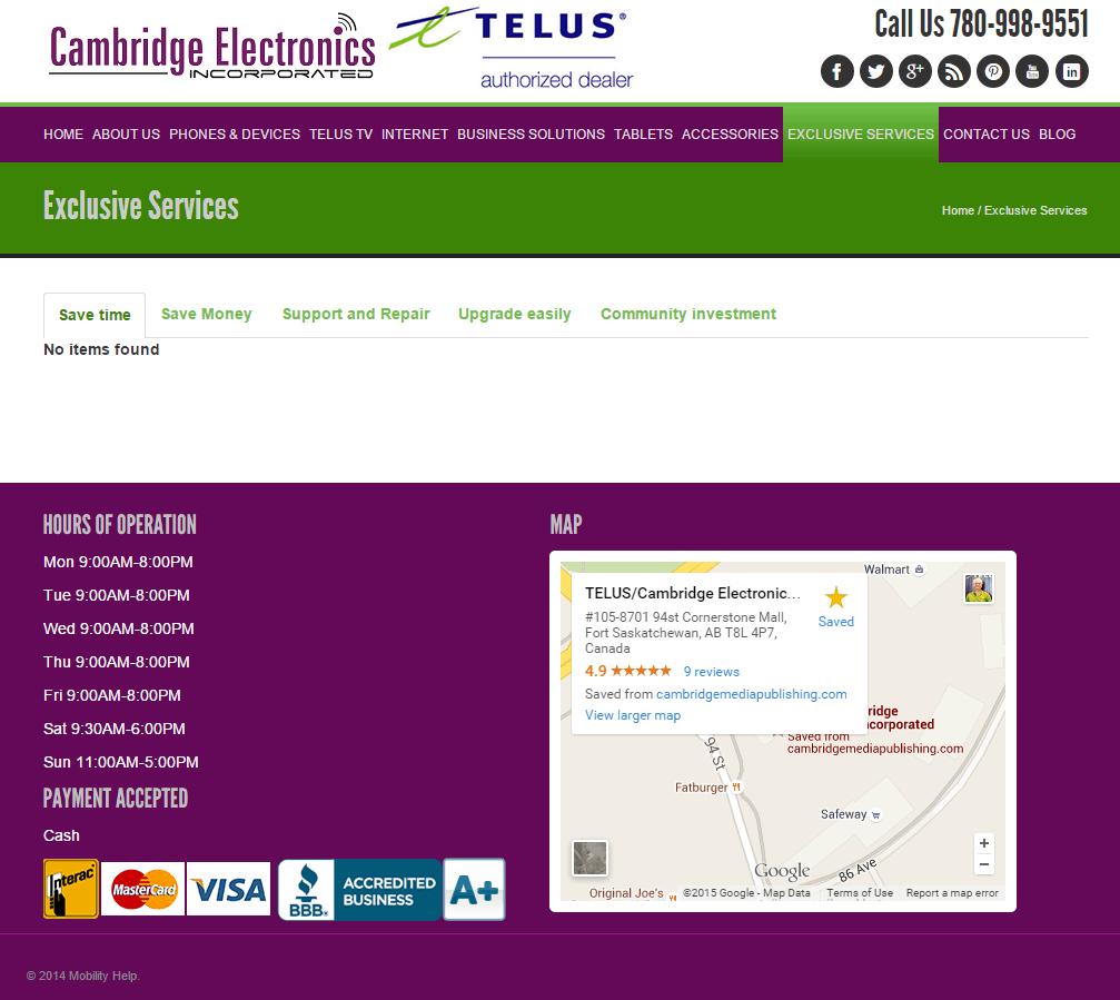 TelusMobilityFortSaskatchewan
