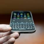 Blackberry Classic 3