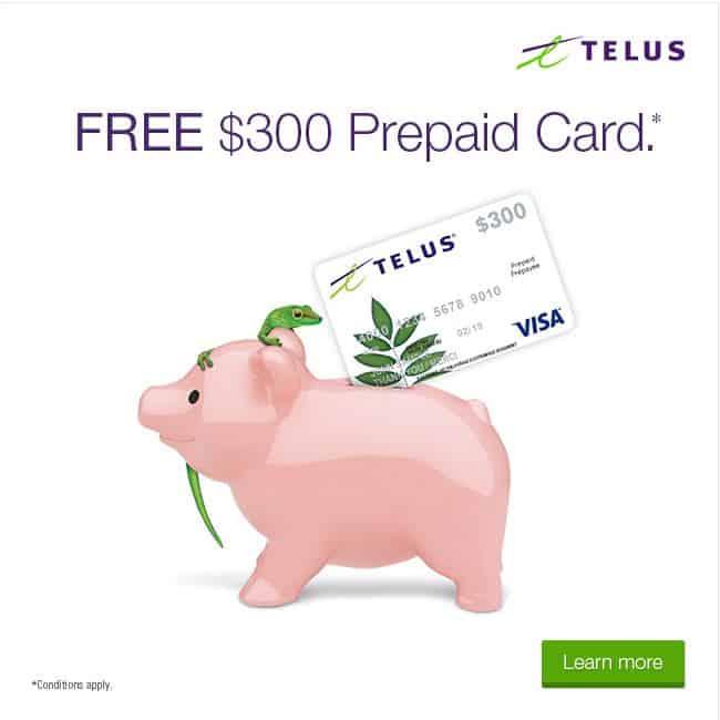 FREE $300 Visa® Prepaid Card