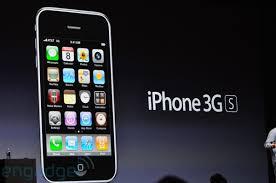 iPhone 3GS (2009)