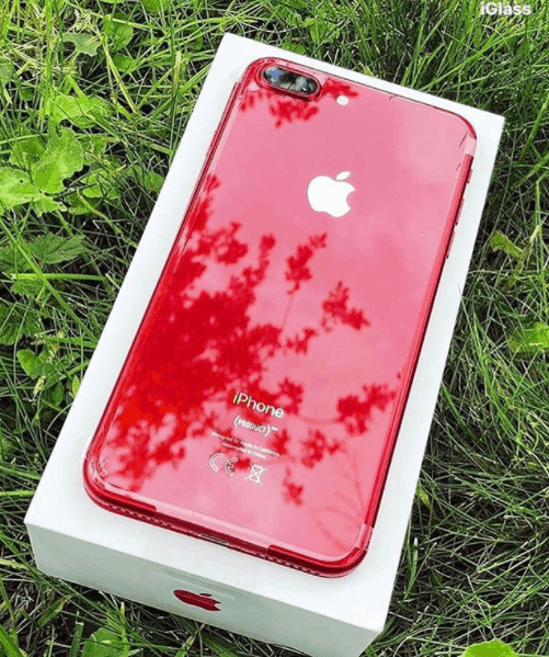 Telus Iphone  Red