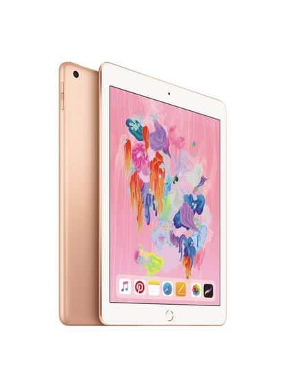 Tablet: iPad 6 32GB $0