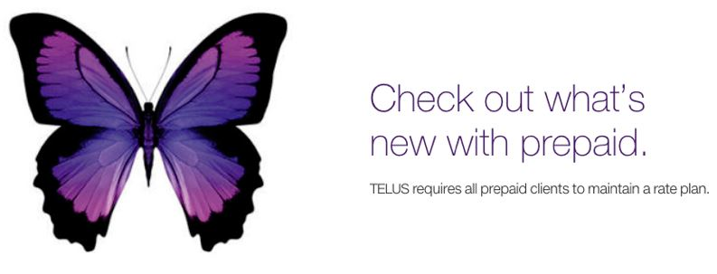 Give The Gift Of Telus Prepaid This Holiday Season