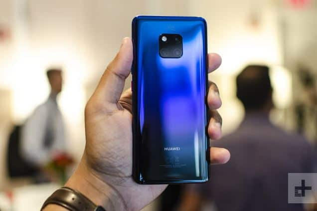 Telus Bring It Back With Huawei Mate 20 Pro Promotion