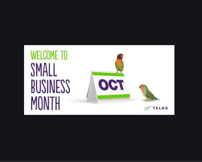 Celebrate Small Business Month