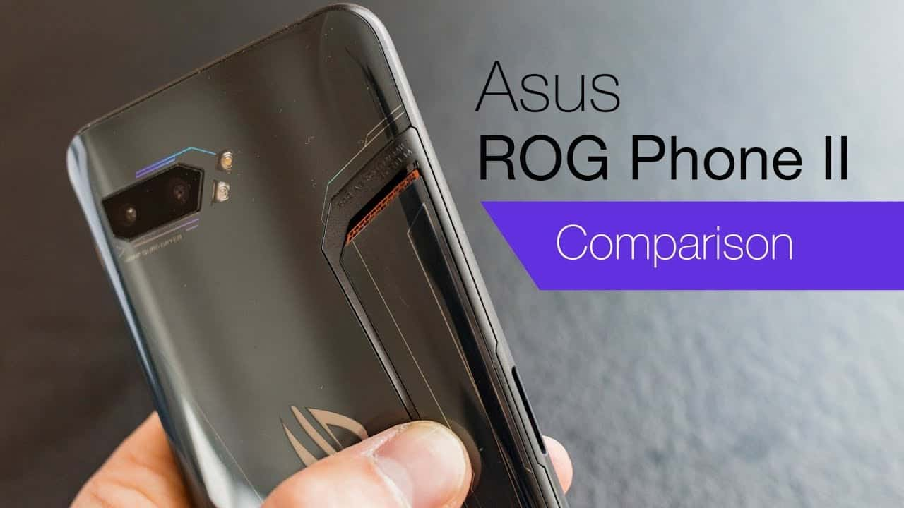 Asus ROG Phone vs ROG Phone 2: Better in every way